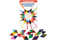 Kid Made Modern - Octahedron Crayons (815219022138)