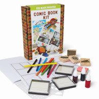 Kid Made Modern - Comic Book Kit