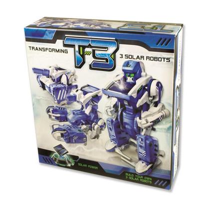 CIC - T3 - Transforming Robot (9322318004008)