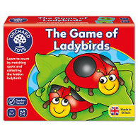 Orchard Toys - The Game of Ladybirds OC009 box