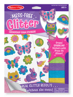 Mess-Free - Friendship Foam Stickers