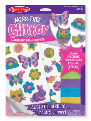 Mess-Free - Friendship Foam Stickers
