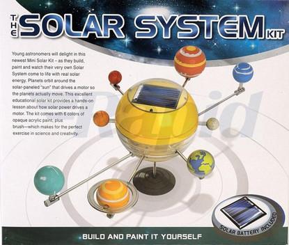 CIC - Solar System Kit
