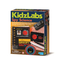 4M - KidzLabs - Spy Science