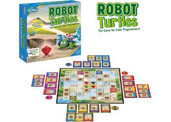 ThinkFun - Robot Turtles Game TN1900