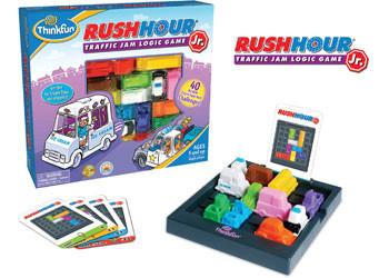 ThinkFun - Rush Hour Jr. Game TN5041