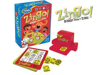 ThinkFun - Zingo! Game TN7700