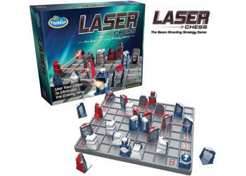 ThinkFun - Laser Chess Game TN1034