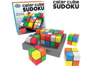ThinkFun - Color Cube Sudoku TN1560