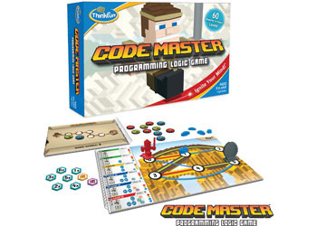 ThinkFun - Code Master Programming Logic Game TN1950