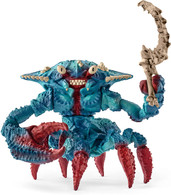 Schleich - Eldrador Battle crab with weapon SC42495