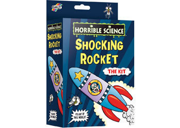 Horrible Science - Shocking Rocket LL5248 (5011979544995