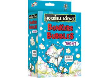 Horrible Science - Bonkers Bubbles LL5437 (5011979575500)