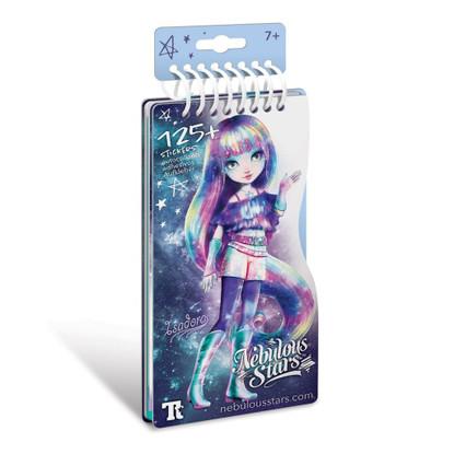 Nebulous Stars - Mini Creative Pad Isadora Purple