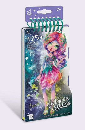 Nebulous Stars - Mini Creative Pad Coralia Green