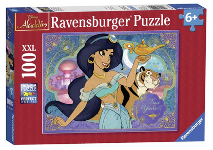 Ravensburger - Adventorous Spirit Princess Jasmine - RB10409-3