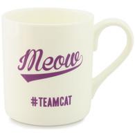 Meow Team Cat Mug