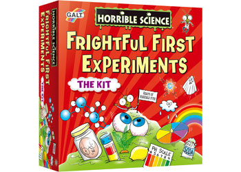 Horrible Science - Frightful First Experiments LL5470 (5011979579317)