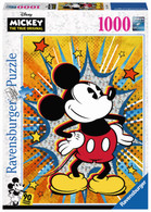 Ravensburger - Disney Retro Mickey Puzzle 1000pc