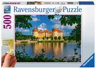 Ravensburger - Moritzburg Castle Puzzle Large Format 500pc RB13708-4