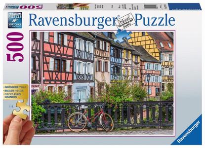 Ravensburger - Colmar, France Puzzle 500pc RB13711-4
