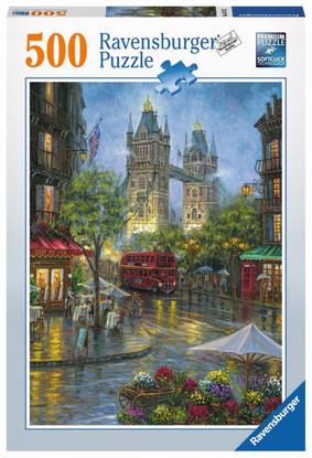 Ravensburger - Picturesque London Puzzle 500pc RB14812-7