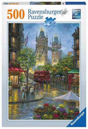 Ravensburger - Picturesque London Puzzle 500pc RB14812-7