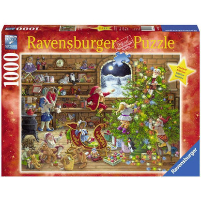 Ravensburger - Countdown to Christmas Puzzle 1000pc RB19882-5