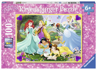 Ravensburger - Disney Princess Dare to Dream 100pc RB10775-9