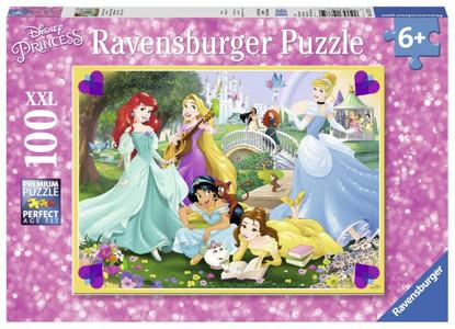 Ravensburger - Disney Princess Dare to Dream 100pc RB10775-9