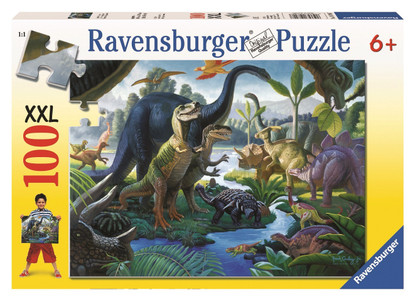 Land of the Giants Puzzle 100pc RB10740-7 box