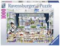 Ravensburger - Wanderlust London Tea Party 1000pc RB13985-9