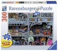 Ravensburger - Camera Evolution Large Format Puzzle 300 piece RB13586-8