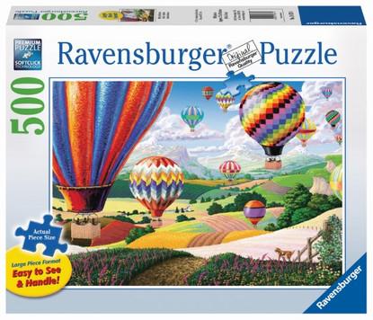 Ravensburger - Brilliant Balloons Large Format Puzzle 500pc RB14871-4