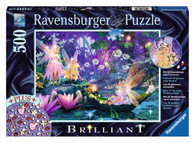 Ravensburger - Fairy with Butterflies Puzzle 500pc RB14882-0