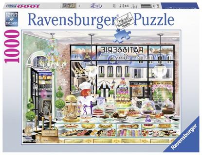 Ravensburger - Wanderlust Good Morning Paris 1000 piece RB13984-2