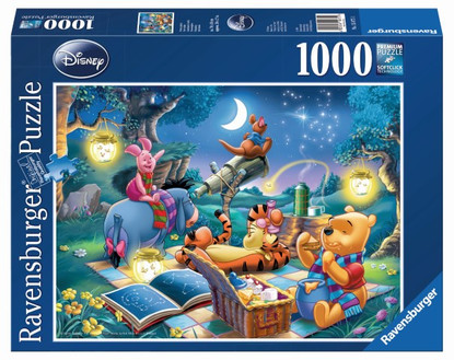 Ravensburger - Disney Stargazing Puzzle 1000pc RB15875-1