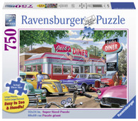 Ravensburger - Meet you at Jack's Large Format Puzzle 750pc RB19938-9