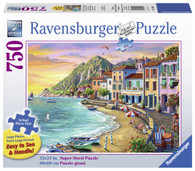 Ravensburger - Romantic Sunset Large Format Puzzle 750pc RB19940-2