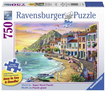 Ravensburger - Romantic Sunset Large Format Puzzle 750pc RB19940-2