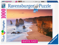 Ravensburger - Great Ocean Road, Australia 1000 piece RB15154-7