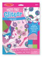 Melissa & Doug - Mess Free Glitter - Foam Beads MND9504