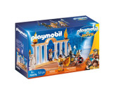 Playmobil - The Movie Emperor Maximus and Marla in the Colosseum PMB70076