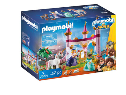 Playmobil - The Movie Marla and Robotitron in Fairytale Palace PMB70077
