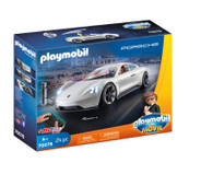 Playmobil - Rex Dasher with Porsche Mission E - PMB70078