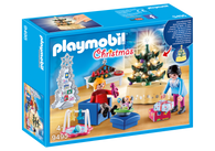 Playmobil - Christmas Living Room PMB9495 Box