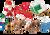 Playmobil - Santa's Sleigh with Reindeer PMB9496 Pieces