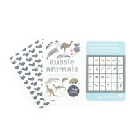 Australian Animal Flash Cards - Two Little Ducklings
