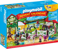 Playmobil - Advent Calendar Horse Farm PMB9262 Box