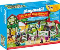 Playmobil - Advent Calendar Horse Farm PMB9262 Box